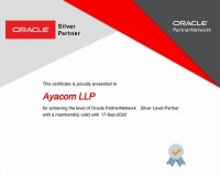 Oracle - Silver Partner